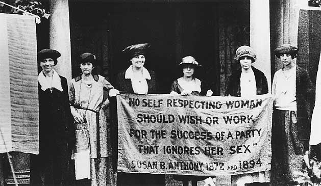 feminist movements