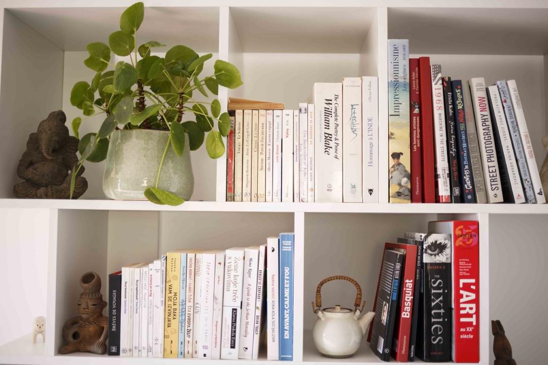 police za knjige uradi sam