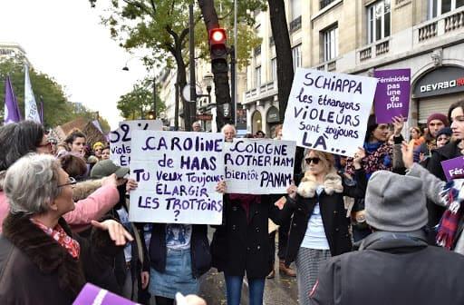 feministkicki protesti u parizu
