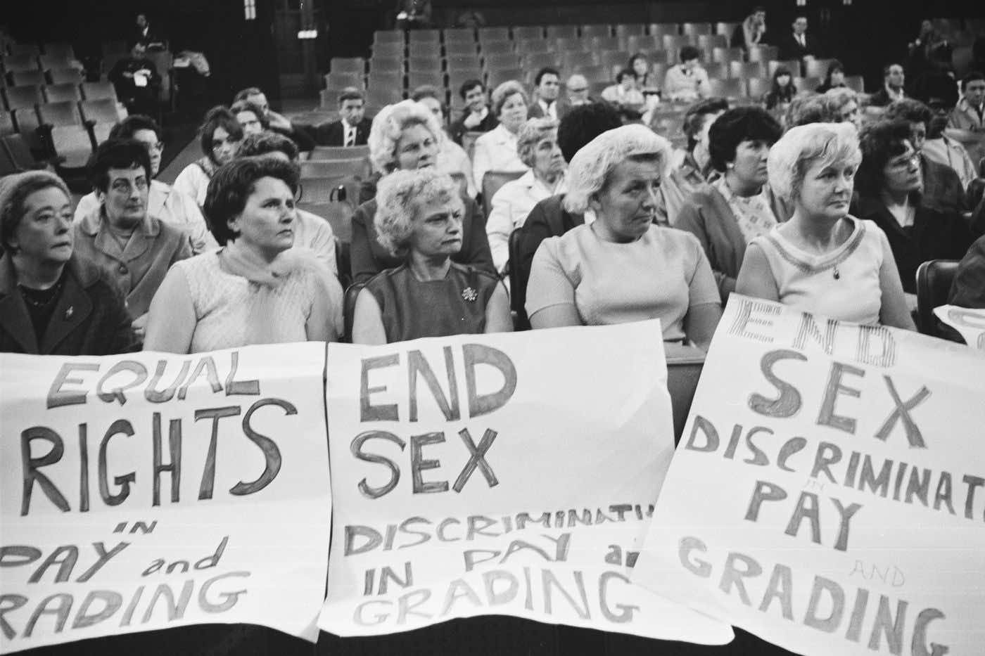 failures of second wave feminism