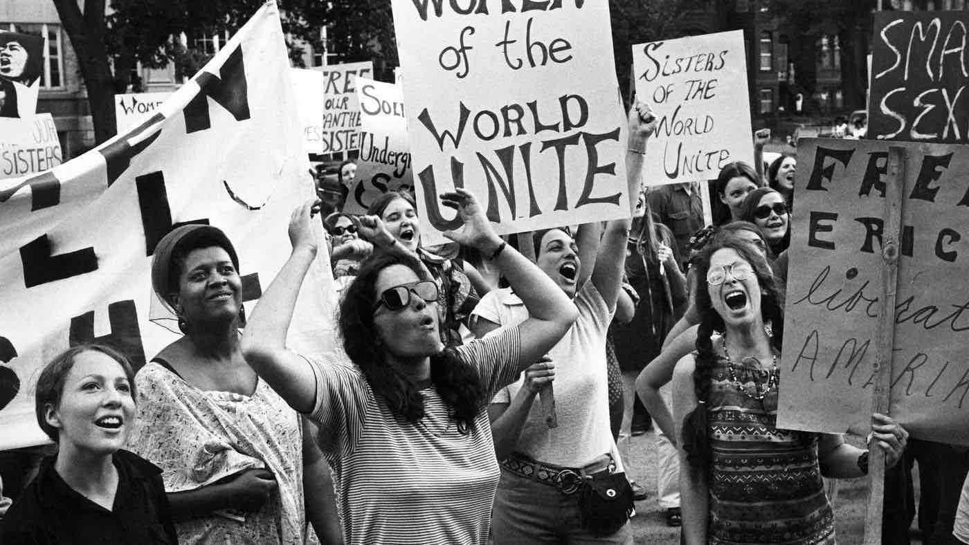 what is second wave feminism