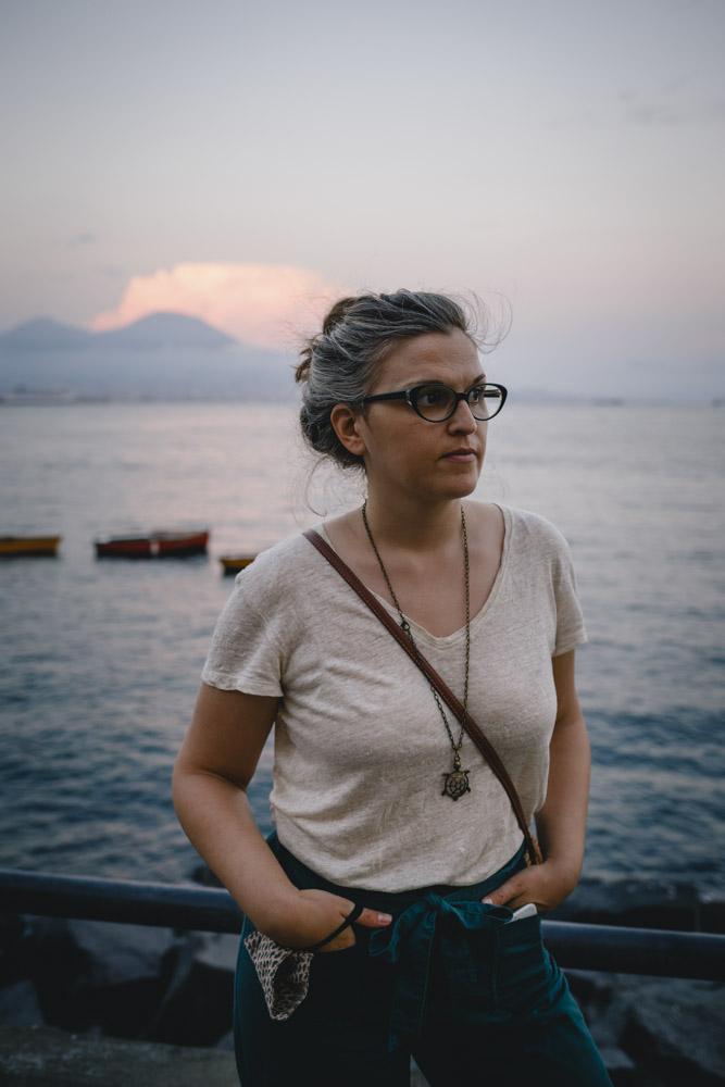When did Vesuvius last erupt?