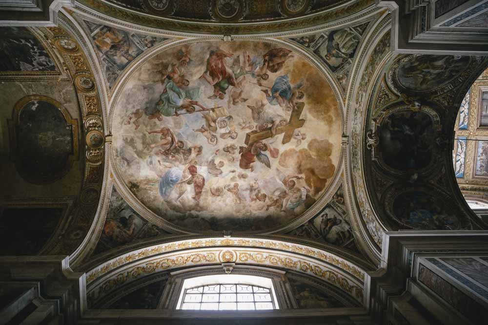 churches in naples italy