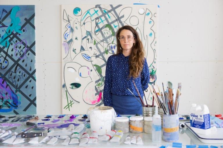 laura owens painter